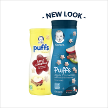 Load image into Gallery viewer, Puffs Cereal Snack | Apple Cinnamon