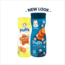 Load image into Gallery viewer, Puffs Cereal Snack | Sweet Potato