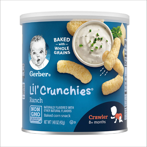 Lil' Crunchies | Ranch