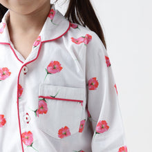 Load image into Gallery viewer, Organic Tiny Florals Pajama Set