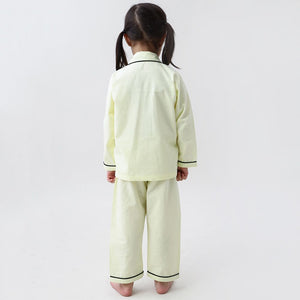 Sunshine Yellow Pajama Set