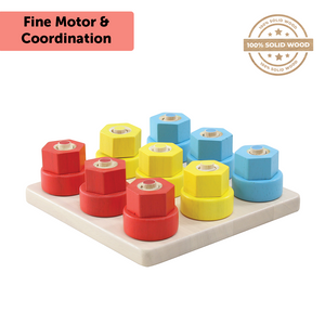 Colour Sorter Activity Board