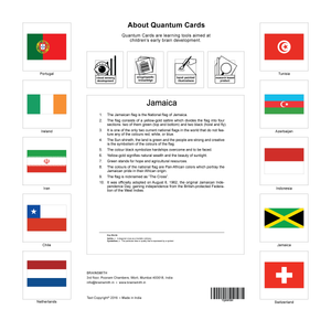 National Flags (Set IV)