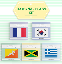 Load image into Gallery viewer, National Flags Kit