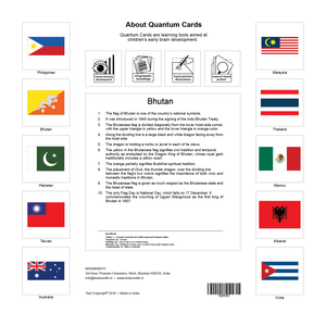 National Flags (Set III)