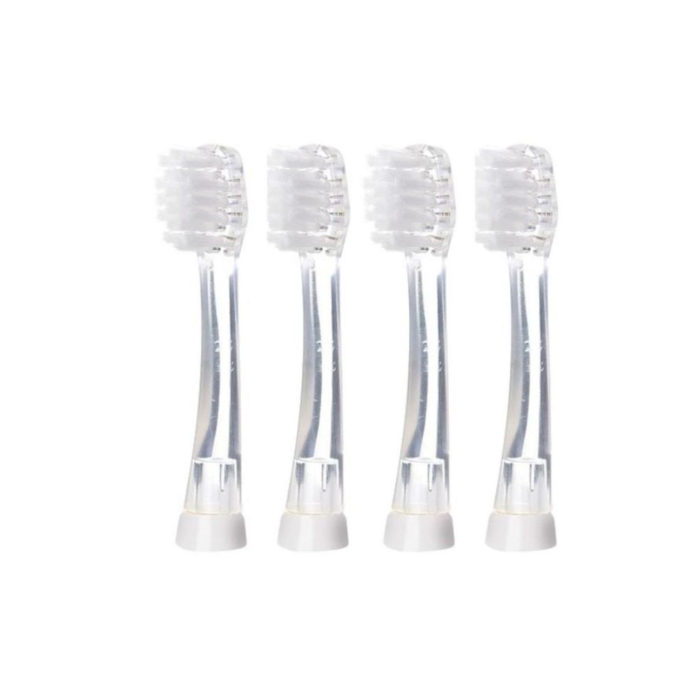 BabySonic Replacement Brush Heads (18-36 months) - Pack of 4