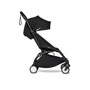 YOYO² Stroller Frame with 6+ Pack - Black