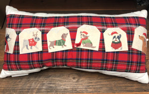 Pet Holiday Pillows