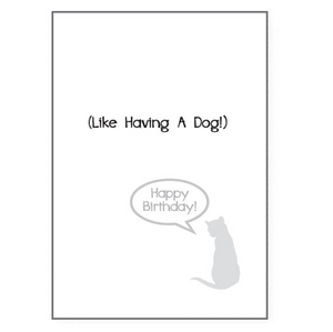 Dog Speak Cards