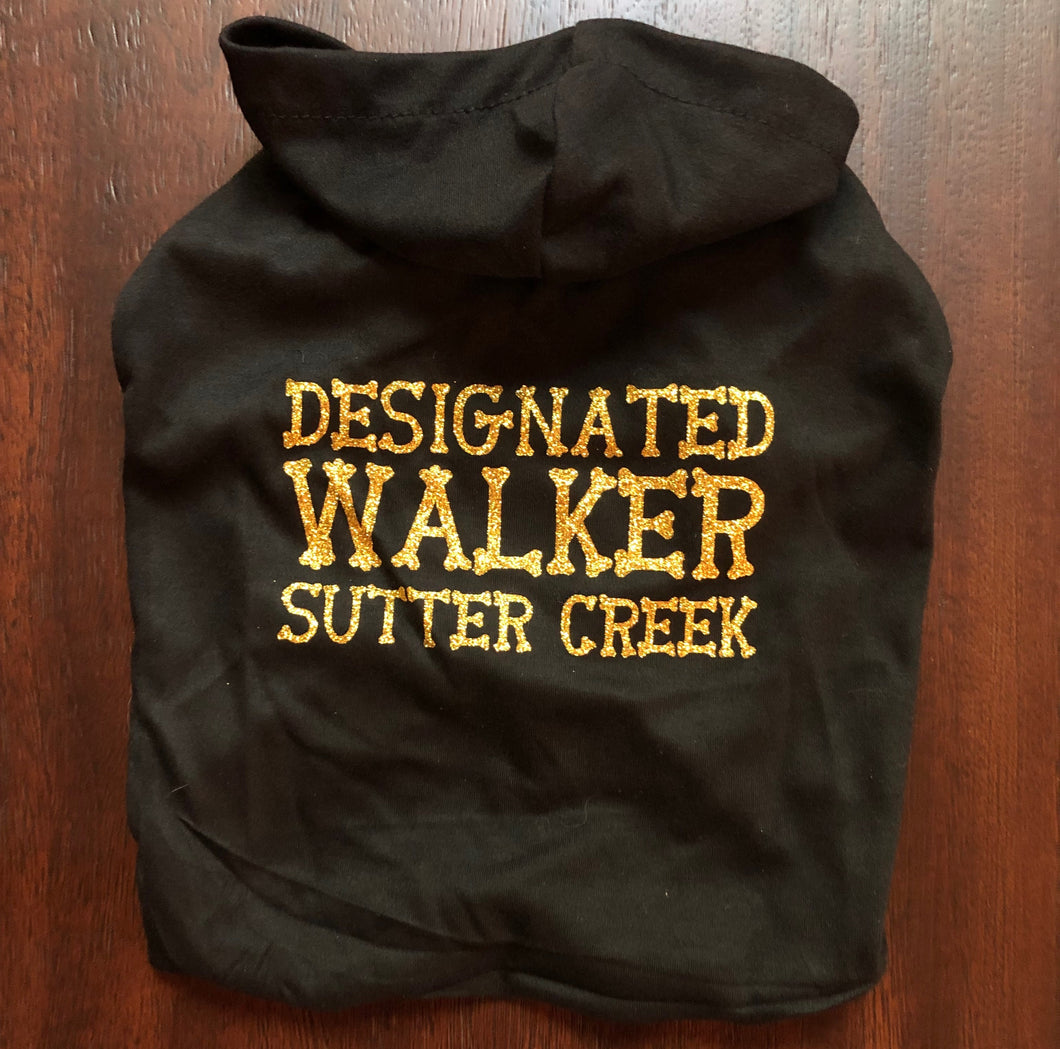 Designated Walker Dog T-Shirt
