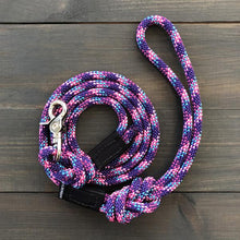Load image into Gallery viewer, Razzleberry Quick Clip Leash (5 ft)