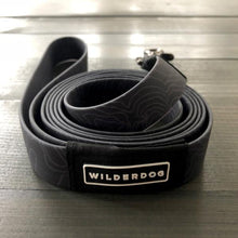 Load image into Gallery viewer, Black Waterproof Leash