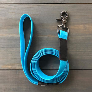 Teal Waterproof Leash