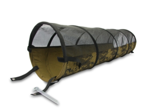 Camo Black/White - Play Tunnel