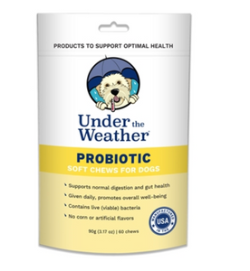 Probiotic-Soft Chews For Dogs