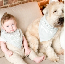 Load image into Gallery viewer, Baby & Pet Bib Set