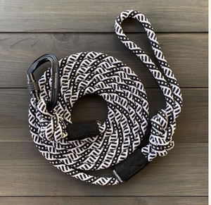 Black & White Leash