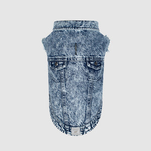 Downtown Denim Vest