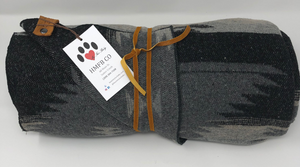 Charlie Collection Grey - Hooman Throw