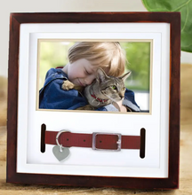 Load image into Gallery viewer, Pet Collar & Photo Frame