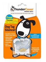 Load image into Gallery viewer, ThunderCover Dog Tag Silencer
