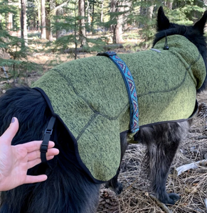Fleece Jacket-Wilderdog