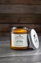 Load image into Gallery viewer, Odor Eliminator Soy Candle - Fox + Hound
