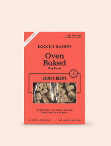 Bocce's Bakery Treats, Bites and Biscuits - You can count the ingredients on one paw!