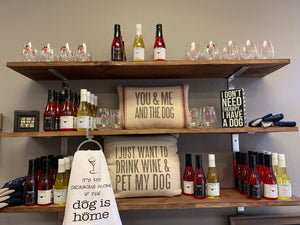 Dog Wine - Pet Wine Shop