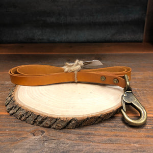 Rural Roots-Hand Crafted Leather Leashes