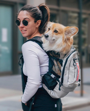 Load image into Gallery viewer, Summer K9 Mint  Sport Sack AIR Forward Facing Backpack Dog Carrier