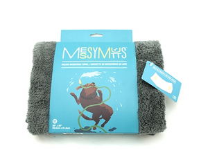 Ultra Microfiber Towel by Messy Mutts