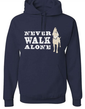 Load image into Gallery viewer, Hoodie: Never Walk Alone, Unisex