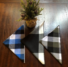 Load image into Gallery viewer, Plaiditude Collection-Adjustable Bandana