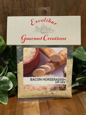 Bacon Horseradish Dip Mix