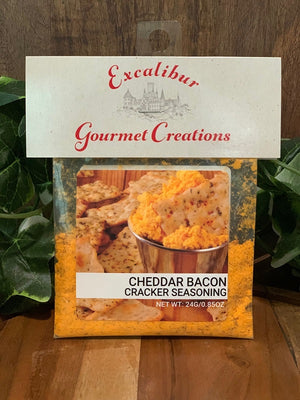 Cheddar Bacon Cracker Seasoning