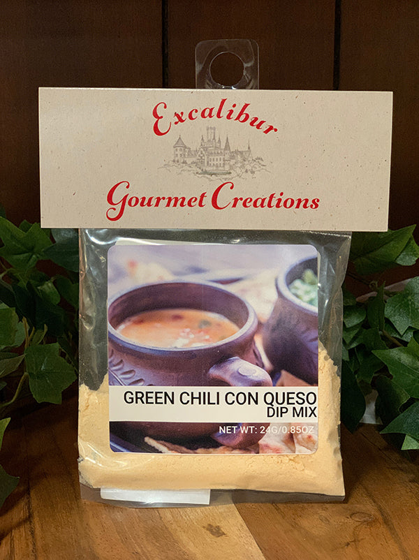 Green Chili Con Queso Dip Mix