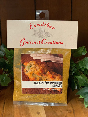 Jalapeño Popper Dip Mix