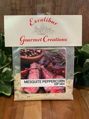Mesquite Peppercorn Dip Mix