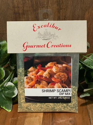 Shrimp Scampi Dip Mix