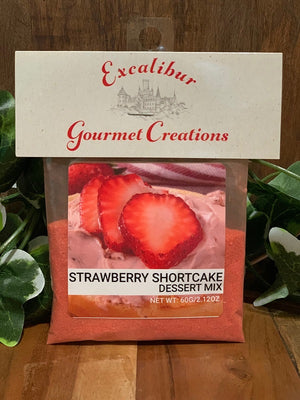 Strawberry Shortcake Dessert Mix
