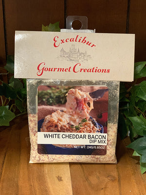 White Cheddar Bacon Dip Mix