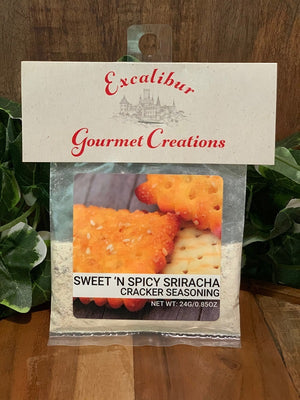 Sweet N Spicy Sriracha Cracker Seasoning