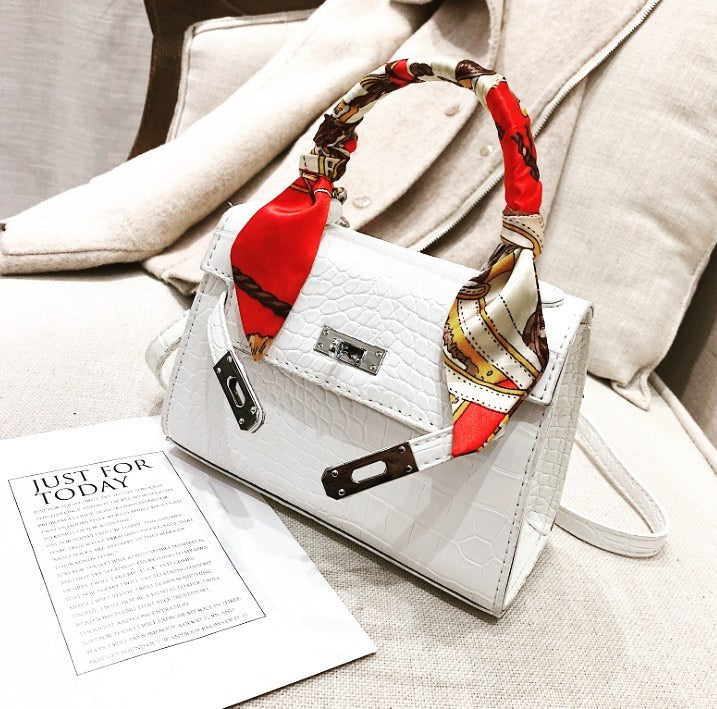 White Chloe Bag