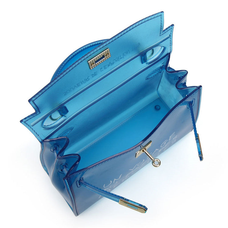 Blue APDM bag