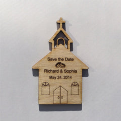 Wood Magnets, Church