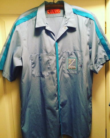 Team Zissou Custom Handmade Uniform Shirt