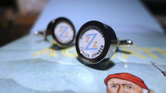 Team Zissou Cufflinks