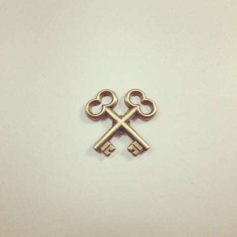 The Society of Crossed Keys Pin