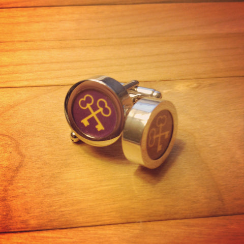 Society of Crossed Keys Cufflinks